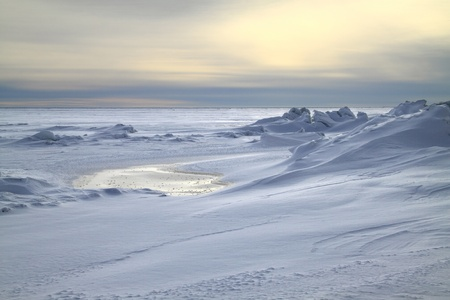 conglomeration: Close to the North Pole