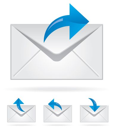 Mail icon ( )