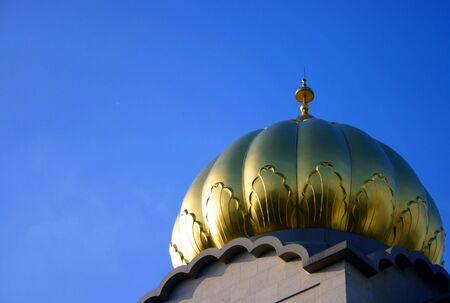 gurudwara: Temple Dome