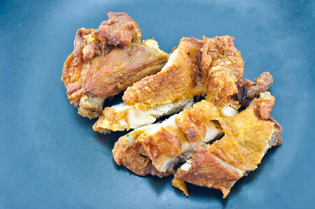 commanded: Thai Fried Chicken