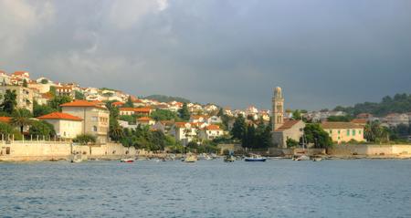 coastal city: Tourist Harbour in Historical Coastal City