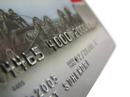 plastic money alias credit card