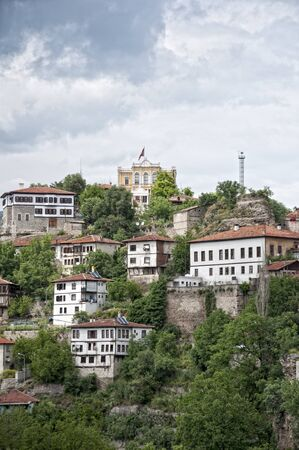 Old houses in World cultural heritage Safranbolu photo