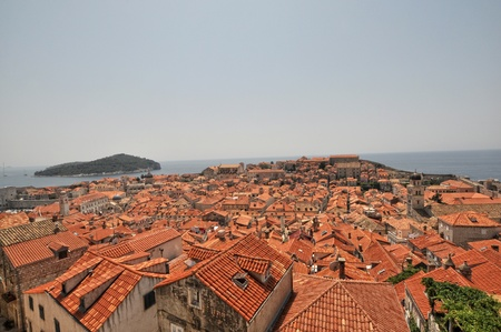 Pearl of Adriatic Dubrovnik photo