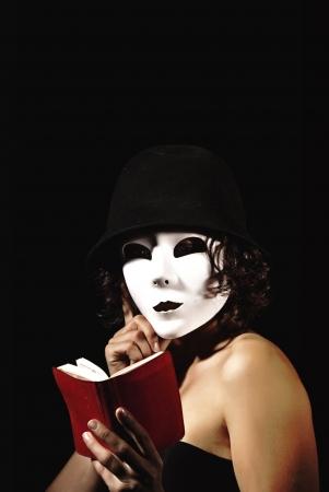 pantomima: Pantomima Mujer