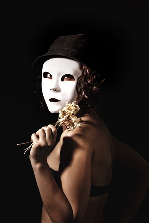 pantomime: Pantomime Woman