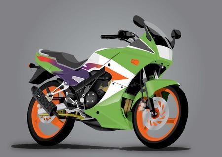 motocycle: Motorcycle 98