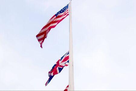 hegemony: flag