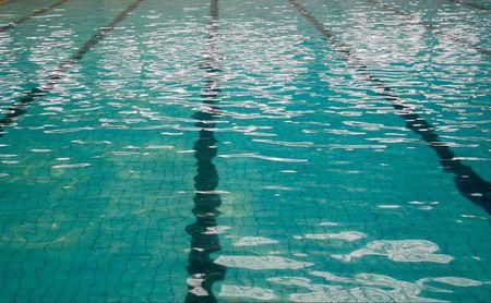 lane marker: swimming pool