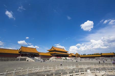 Forbidden City: The forbidden city