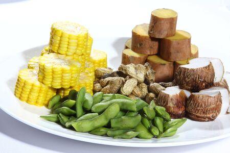 chinese yam: Diet Stock Photo