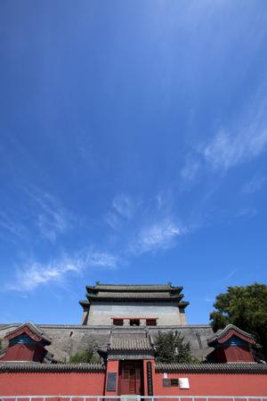 attractions: beijing tourism attractions Editorial