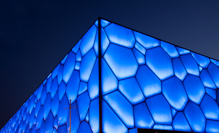 olympic national park: Beijing National Aquatics Center