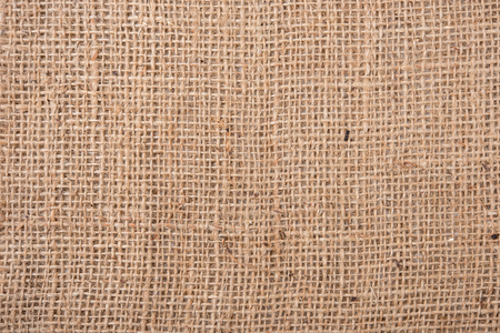 sackcloth: Sackcloth woven texture pattern background light cream yellow beige earth color tone: Eco friendly raw organic flax sack cloth fabric textile backdrop: Bag rope thread detailed textured burlap canvas Stock Photo