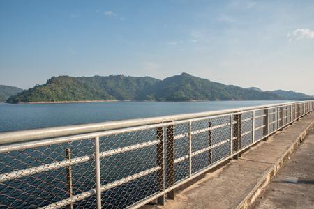 Mountain water source, back of Khun Dan Prakan Chon Dam, Nakhon Nayok, Thailand. Imagens