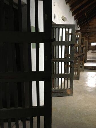 interior: Prison