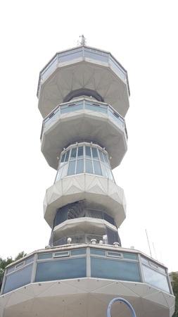 TV tower in Thessaloniki