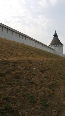 Astrakhan kremlin Reklamní fotografie