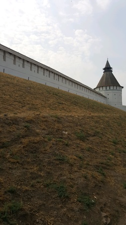 Astrakhan fortress