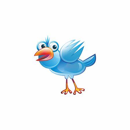 青い鳥。この青い鳥は、子供の頃、読んで我々 はまだそれは非常に面白いものではありません。
