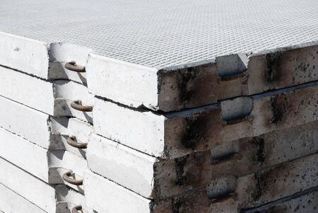 b�ton; b�ton; bloc de briques, la construction, gris, ciment, l'industrie