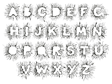 Alphabet Splitter