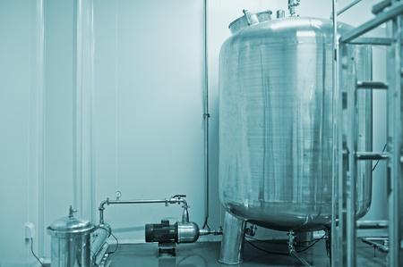 Processeur de l'eau pure