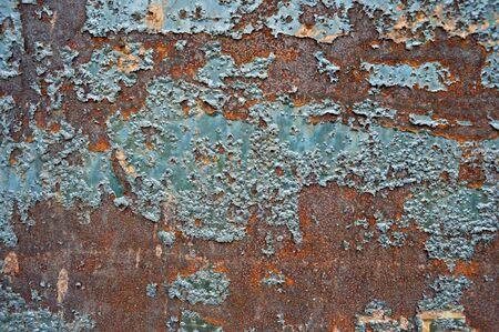 Rusty iron Stock Photo - 13086135