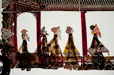puppetry: Arte de sombras chinescas