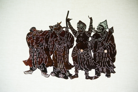 puppetry: Chinese Shadow Art
