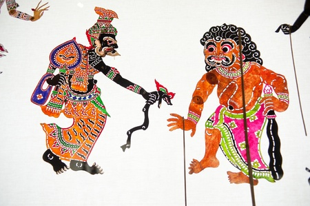 international puppet festival: Chinese Shadow Art