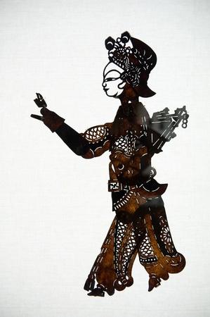 Chinese Shadow Art Stock Photo - 13931062