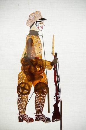 international puppet festival: Chinese Shadow Art