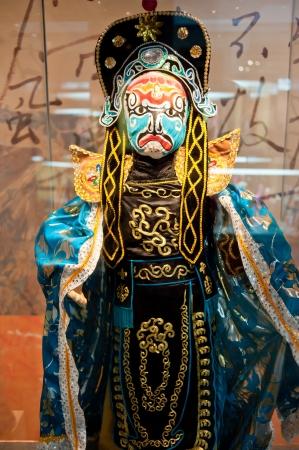 puppetry: Esculturas de humanos en el teatro de t�teres, Made in China