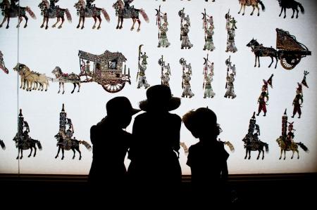 puppetry: Esculturas de humanos en el teatro de t?teres, Made in China