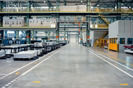 metal processing: Automotive sheet metal processing plant Editorial