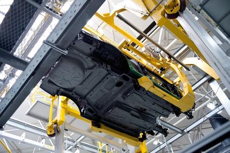 montaje: F�brica de montaje de autom�viles