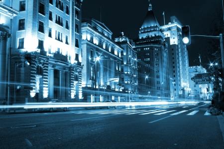 Shanghai Night - Bund photo