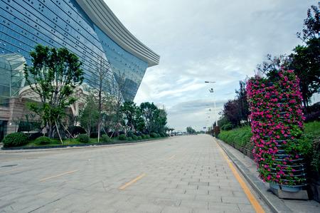 greening: Urban Road Greening