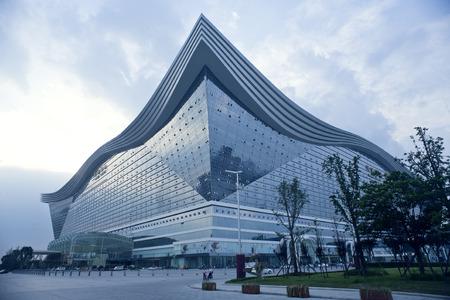 centers: Global Center, Chengdu, China Editorial