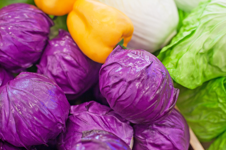 permutations: variety of fruits and vegetables