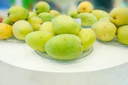 permutations: Fresh mango,