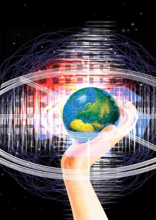 telecommunications industry: telecommunications industry communication technology