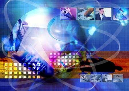 telecommunications industry communication technology
