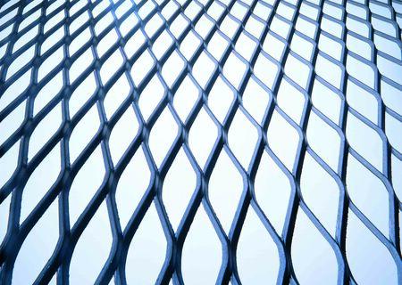 permutations: Steel, steel Stock Photo