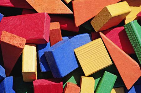 permutations: Color Blocks, graphic design