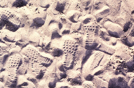 permutations: Beach, design material Stock Photo