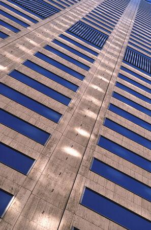 permutations: Tall windows, design material Stock Photo