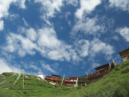 sichuan: Scenery of Seda, Sichuan
