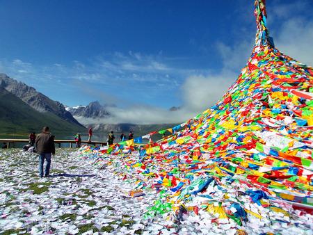 complications: Scenery of Seda, Sichuan